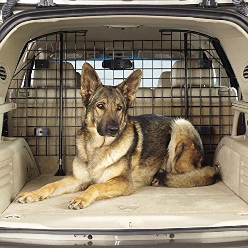 finding the best car pet gate for your vehicle in 2017 pet gate pro. Black Bedroom Furniture Sets. Home Design Ideas