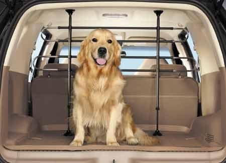 Car Pet Gate