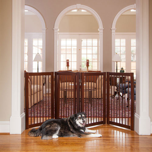 Petz Configurable Freestanding Pet Gate