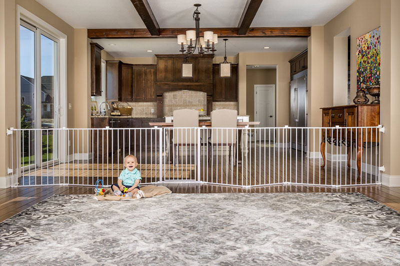 Comparing The Best Extra Wide Pet Gates In 2019 Pet Gate Pro