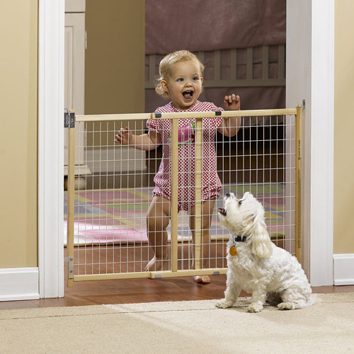 Searching For A Convenient Swinging Pet Gate